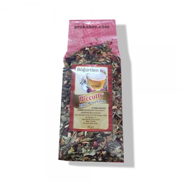 Piccotti Böğürtlen Çayı 250 Gr Paket