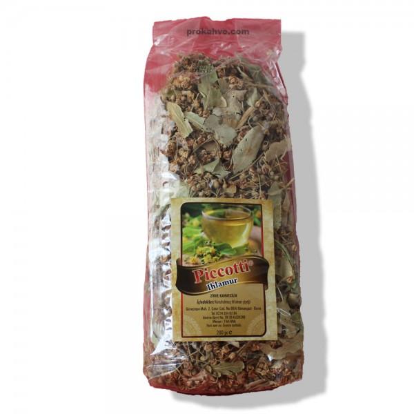 Piccotti Çiçek Ihamur  Çayı 250 Gr Paket