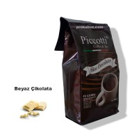 Piccotti Beyaz Sıcak Çikolata 1000 Gr Paket