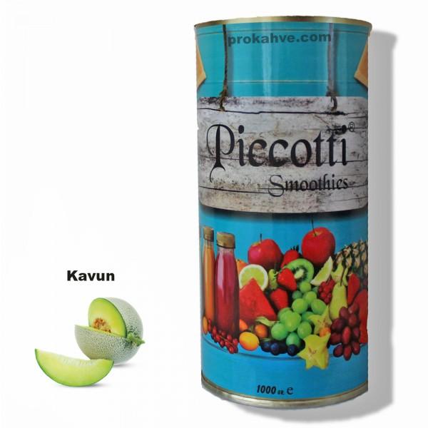 Piccotti Smoothies Kavun 1000 Gr Kutu