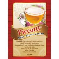 Piccotti Elma Tarçın Çayı 250 Gr Paket