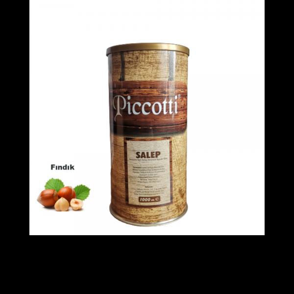 Piccotti Sahlep Fındıklı 1000 Gr Paket