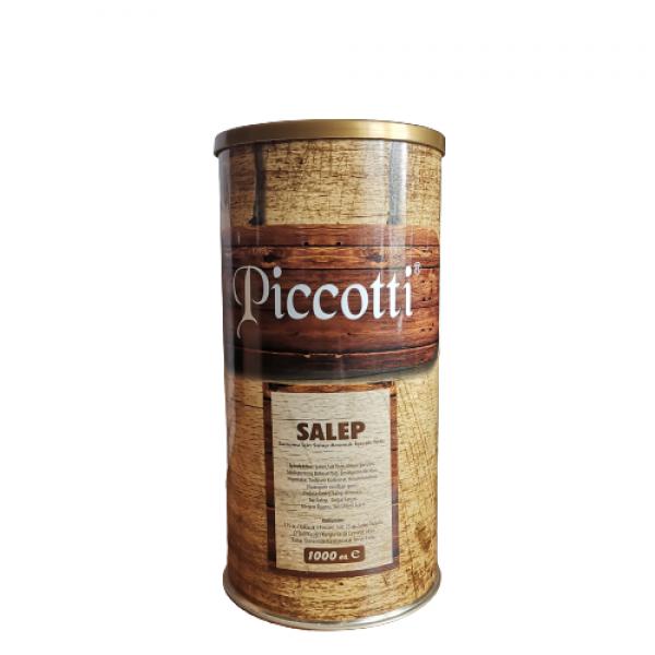 Piccotti Sahlep 1000 Gr Paket