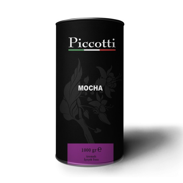 Piccotti Mocha Klasik 1000 Gr Kutu